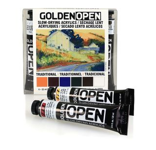GOLDEN OPEN INTRO SET 6 X 22ML TRADITION