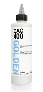 GOLDEN GAC-400 ACRYLIC 236ML FABRIC STIFFENER