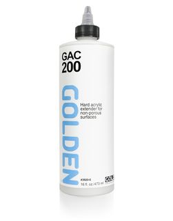 GOLDEN GAC-200 ACRYLIC 473ML HARD ACRYLIC EXTENDER