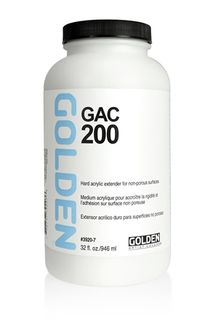GOLDEN GAC-200 ACRYLIC 946ML HARD ACRYLIC EXTENDER