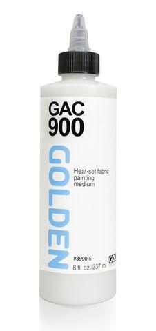 GOLDEN GAC-900 ACRYLIC (HEAT SET) 236ML
