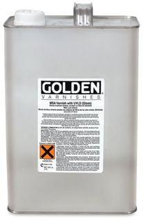 GOLDEN VARNISH MSA GLOSS 3.78L