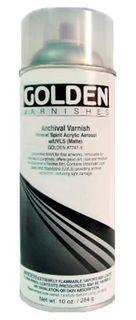 GOLDEN SPRAY VARNISH MATTE 400ML