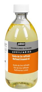 PEBEO REFINED LINSEED OIL 495ML