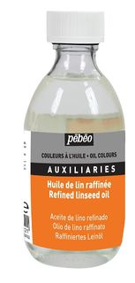 PEBEO REFINED LINSEED OIL 245ML