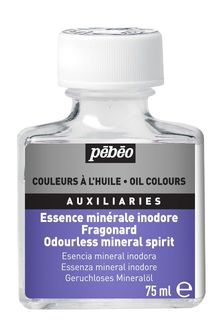 PEBEO ODOURLESS MINERAL SPIRIT 75ML