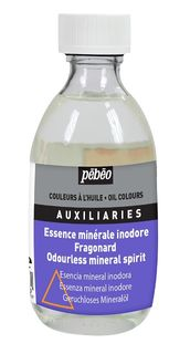 PEBEO ODOURLESS MINERAL SPIRIT 245ML
