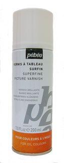 PEBEO SUPERFINE VARNISH 200ML AEROSOL
