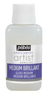PEBEO ARTIST ACRYL GLOSS MEDIUM 250ML