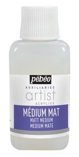 PEBEO ARTIST ACRYL MATT MEDIUM 250ML