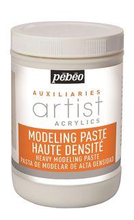 PEBEO ARTIST ACRYL MODELING PASTE 1 L