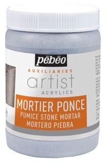 PEBEO ARTIST ACRYL PUMICE MORTAR 250ML