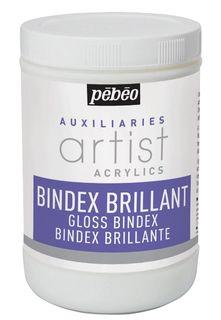 PEBEO ARTIST ACRYLIC BINDEX BRILLIANT 1L