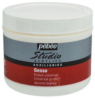 PEBEO STUDIO GESSO 500ML JAR