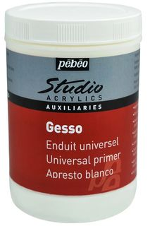 PEBEO STUDIO GESSO 1 LITRE