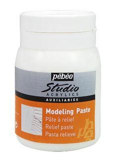 PEBEO STUDIO MODELING PASTE 500ML