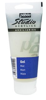 PEBEO STUDIO GEL MATT 100ML