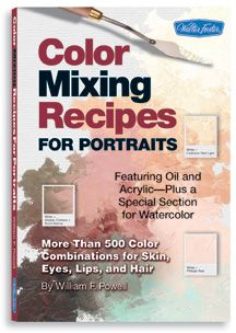 COLOUR MIXING RECIPES FOR PORTRAITS