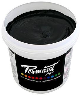 PERMASET AQUA 1 LITRE S/C BLACK