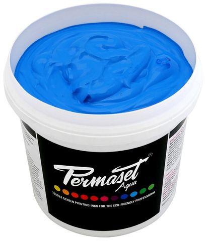 PERMASET AQUA 1 LITRE S/C LIGHT BLUE