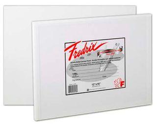 "FREDRIX CANVAS PANEL 3012 10"" X 20"""