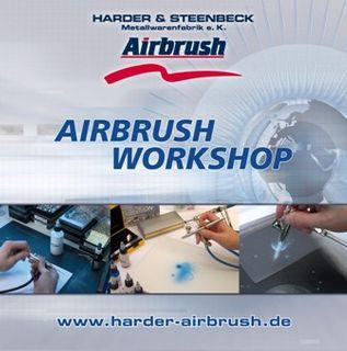 HARDER AIRBRUSH WORKSHOP DVD