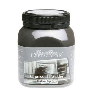 CRETACOLOR ART POWDER CHARCOAL 175G