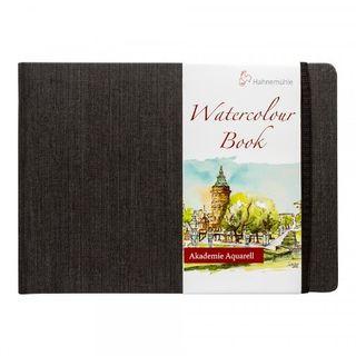 HAHN WATERCOLOUR BOOK 200G LANDSCAPE A6
