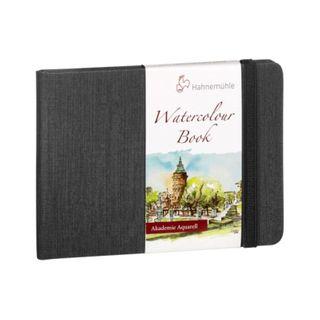 HAHN WATERCOLOUR BOOK 200G LANDSCAPE A5