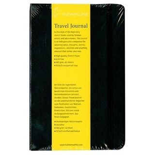 HAHN TRAVEL JOURNAL 13.5X21 PORTRAIT