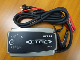 BATTERY CHARGER CTEK MXS 15