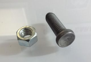 COUPLING SPARES ADJ HEAD SCREW & NUT