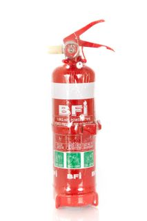 FIRE EXTINGUISHER 1KG AUTO KING ABE