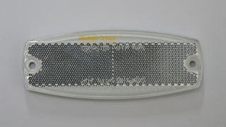 REFLECTOR SILVERLINE 115x45mm - CLEAR