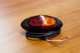 LED RED AMBER CLEARANCE LUCDITY BL. BASE