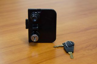 TRIMATIC DOOR LOCK OUTER ASSEMBLY