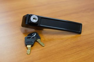 PANORAMA DOOR LOCK OUTER ASSEMBLY