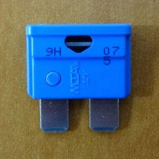 FUSE - BLADE - 15 AMP - BLUE