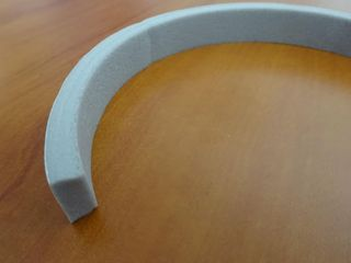 FOAM PVC SRG 6mm x 15mm