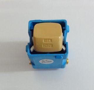 HPM 769PMHO D/POLE MECH BLUE BASE HONEY