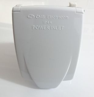 CMS 240 VOLT POWER INLET 15AMP