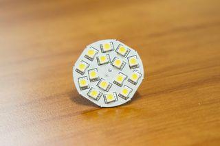 LED G4  15/SMD LED BACK PINS