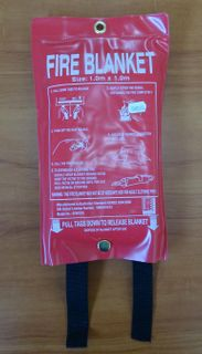 FIRE BLANKET SAFETY 1M X 1M