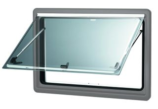DOMETIC WINDOW S4 SILVER 500mm x 450mm