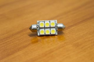 LED FESTOON  6/SMD 37mm