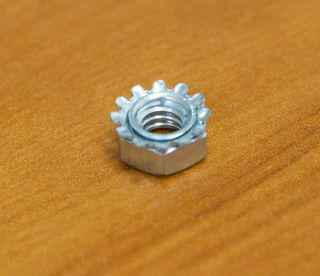 "1/4"" KEPS NUT for WIND-UP CABLE EYEBOLT"