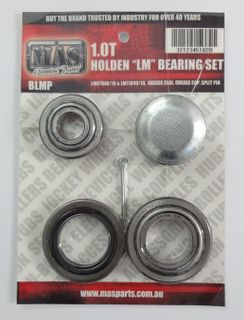 BEARING KIT SUIT 'LM' [HOLDEN] - MAS