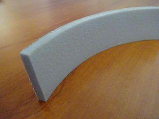 FOAM PVC SRG 6mm x 40mm