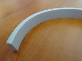 FOAM PVC SRG 6mm x 21mm