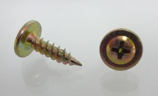 SCREW 8G x 16mm BUTTON HEAD NP STITCHING